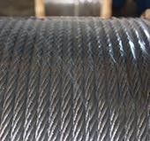 10 mm Kendir Özlü Çelik Halat