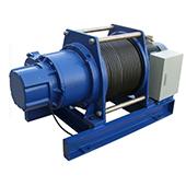 500 kg Elektrikli Irgat